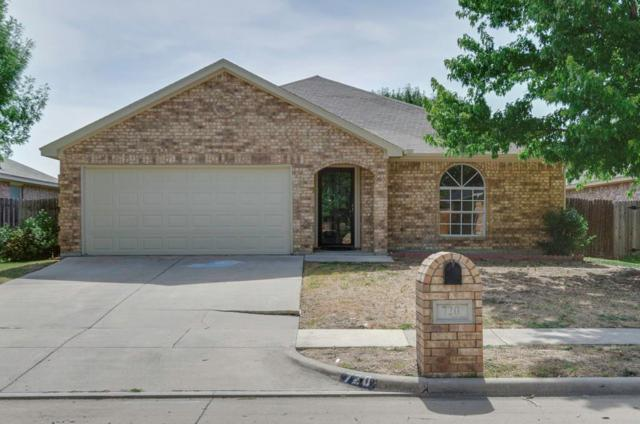 720 Sawyer Drive, Saginaw, TX 76179 (MLS #13896987) :: Robbins Real Estate Group