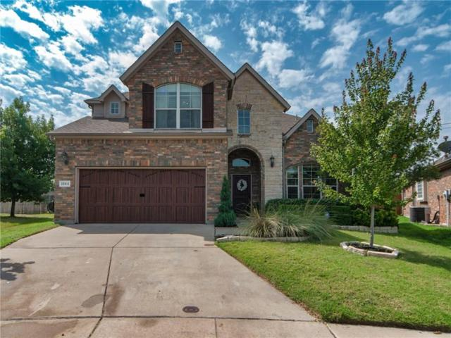1244 Constance Drive, Fort Worth, TX 76131 (MLS #13897006) :: RE/MAX Landmark