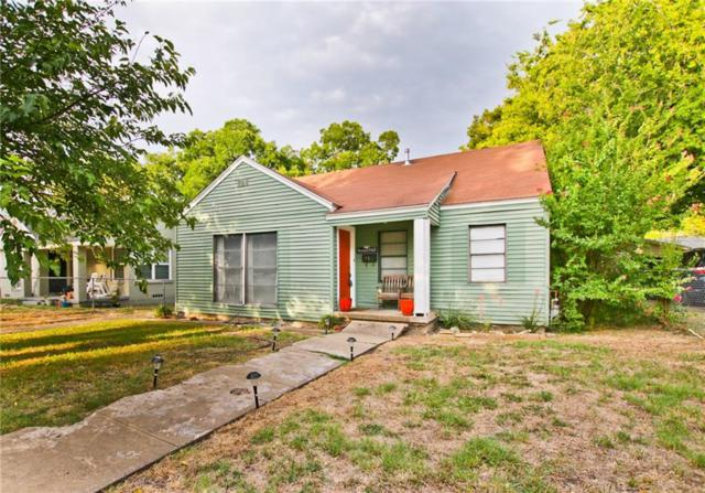 912 S Brighton Avenue, Dallas, TX 75208 (MLS #13897011) :: Team Hodnett