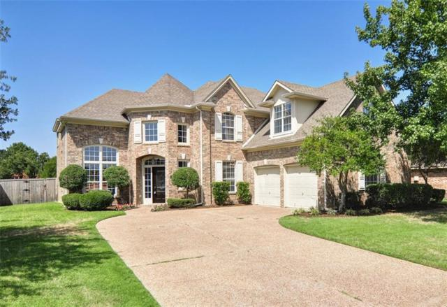 818 Greenway Drive, Coppell, TX 75019 (MLS #13897138) :: RE/MAX Town & Country