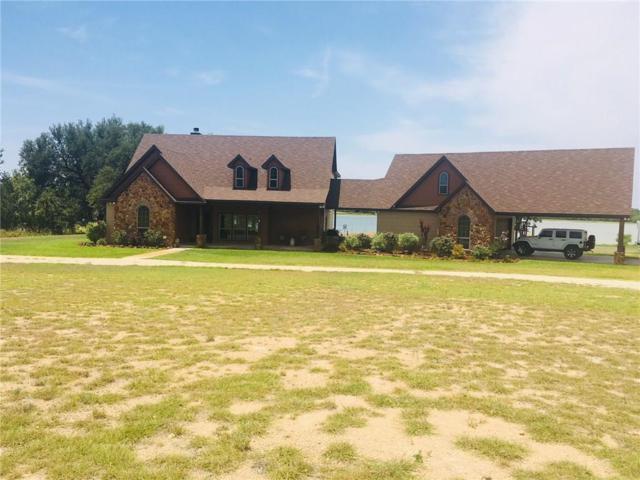 695 Comanche Lake Road, Comanche, TX 76442 (MLS #13897139) :: The Chad Smith Team