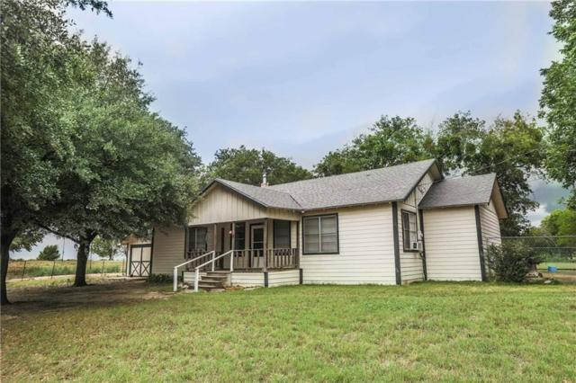 10005 County Road 2170, Kerens, TX 75144 (MLS #13897148) :: Team Hodnett