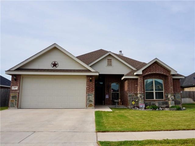357 Mill Creek Drive, Abilene, TX 79602 (MLS #13897232) :: Team Hodnett