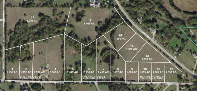 13 Terry Lane, Heath, TX 75032 (MLS #13897242) :: RE/MAX Landmark