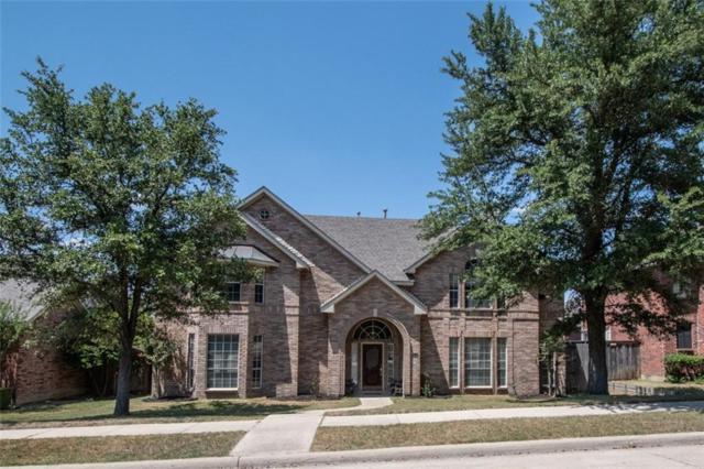 1729 Steamboat Drive, Plano, TX 75025 (MLS #13897301) :: Team Hodnett