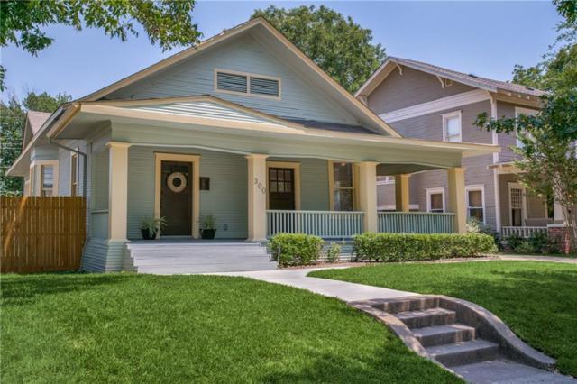 300 N Edgefield Avenue, Dallas, TX 75208 (MLS #13897407) :: Team Hodnett