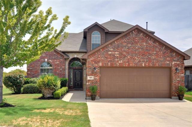 709 Bareback Lane, Fort Worth, TX 76131 (MLS #13897414) :: Team Hodnett