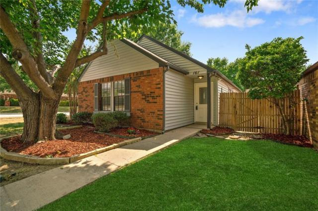161 Pinyon Lane, Coppell, TX 75019 (MLS #13897499) :: Team Hodnett