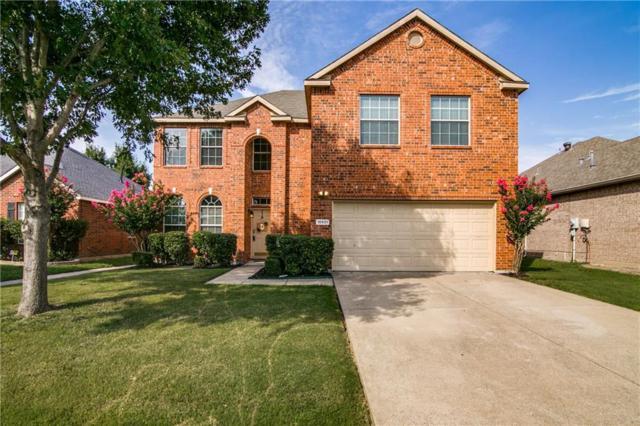10501 Augusta Lane, Rowlett, TX 75089 (MLS #13897548) :: Team Hodnett