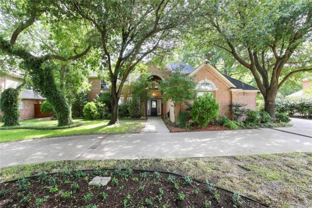 2509 Chantilly Court, Heath, TX 75032 (MLS #13897562) :: Team Hodnett