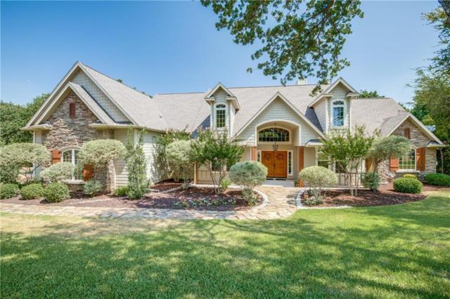 910 Topaz Lane, Oak Point, TX 75068 (MLS #13897581) :: Team Hodnett