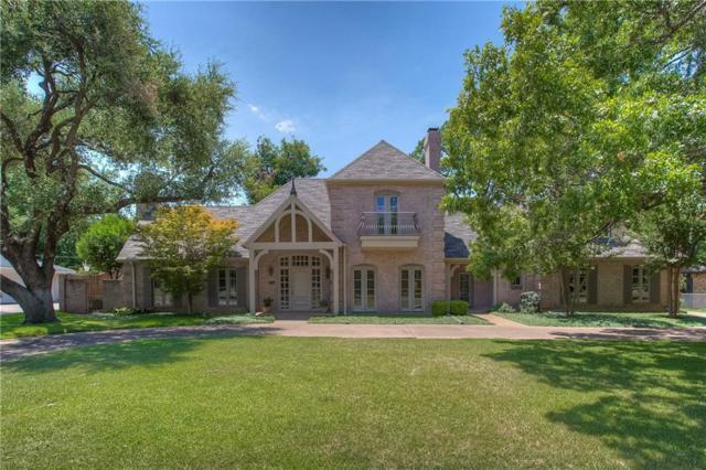3416 Overton Park Drive W, Fort Worth, TX 76109 (MLS #13897588) :: RE/MAX Landmark