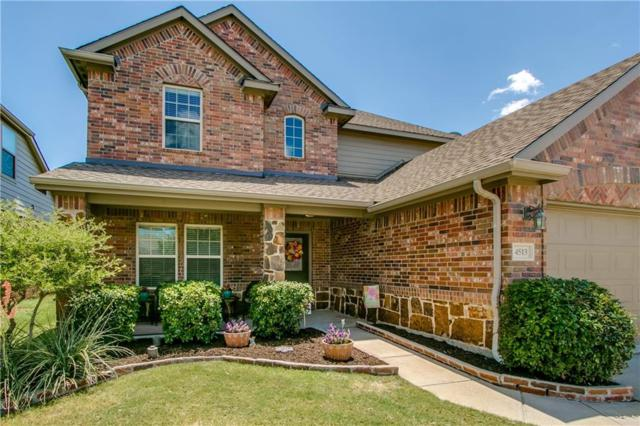 4513 Coney Island Drive, Frisco, TX 75034 (MLS #13897589) :: Team Hodnett