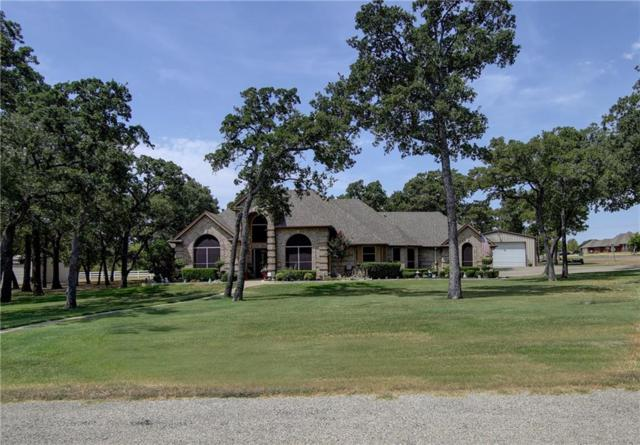 3800 Creekside Court, Burleson, TX 76028 (MLS #13897605) :: Team Hodnett
