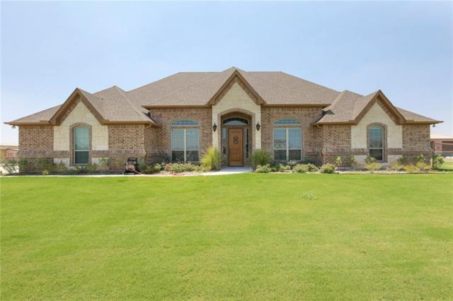 424 Hartley Way Road, Azle, TX 76020 (MLS #13897612) :: The Real Estate Station