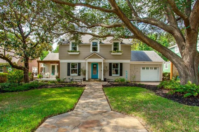 1918 Old Orchard Drive, Dallas, TX 75208 (MLS #13897629) :: RE/MAX Town & Country
