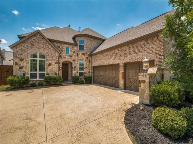 14715 Foxbriar Lane, Frisco, TX 75035 (MLS #13897647) :: Robbins Real Estate Group