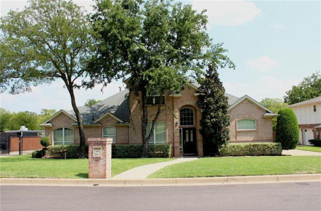 8908 Hunters Glen Trail, Fort Worth, TX 76120 (MLS #13897677) :: Magnolia Realty