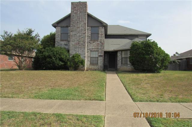 1321 Harvest Hill Lane, Lancaster, TX 75146 (MLS #13897752) :: The Hornburg Real Estate Group