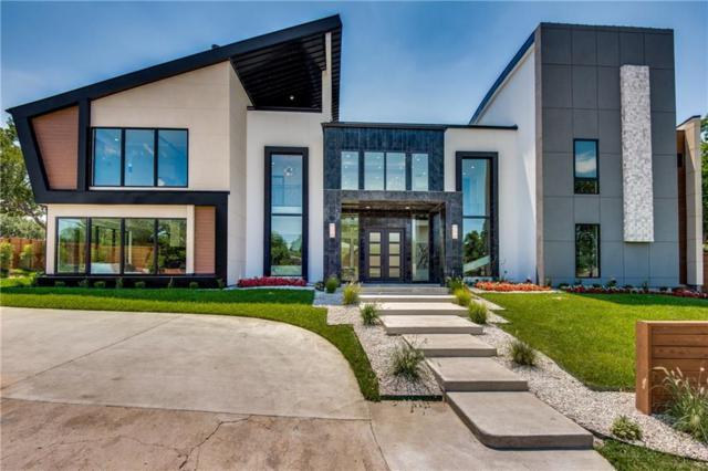 6826 Royal Crest Drive, Dallas, TX 75230 (MLS #13897812) :: The Heyl Group at Keller Williams