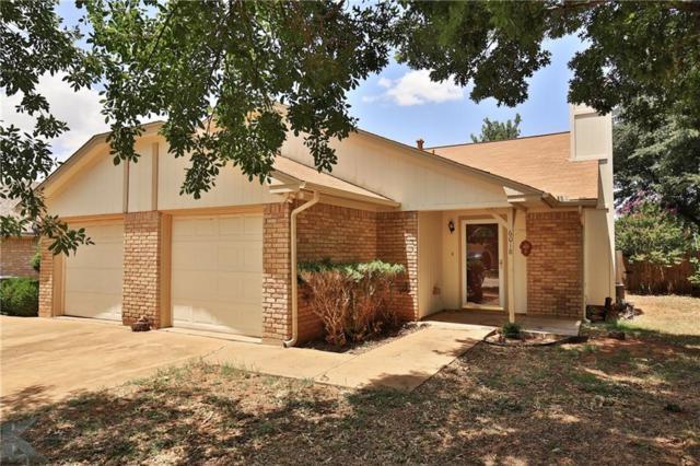 6018 Duchess Avenue, Abilene, TX 79606 (MLS #13898051) :: Team Hodnett