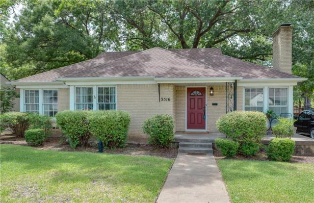 3516 Harwen Terrace, Fort Worth, TX 76109 (MLS #13898081) :: The Real Estate Station