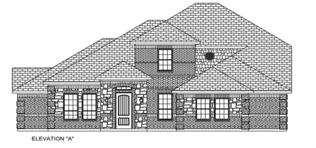 465 Hillstone, Midlothian, TX 76065 (MLS #13898121) :: Team Hodnett
