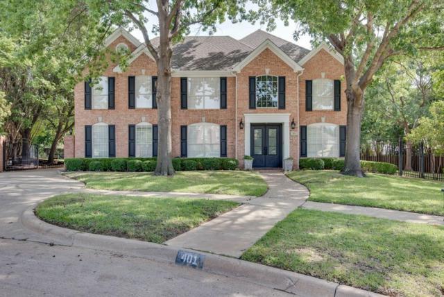 401 Oxford Court, Southlake, TX 76092 (MLS #13898143) :: Team Hodnett