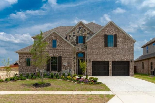 15548 Cademan Court, Frisco, TX 75035 (MLS #13898168) :: Team Hodnett