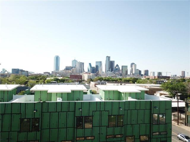1625 Hickory Street #104, Dallas, TX 75215 (MLS #13898184) :: Team Hodnett