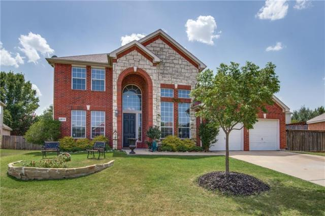 1512 Brimwood Drive, Mckinney, TX 75070 (MLS #13898187) :: RE/MAX Town & Country
