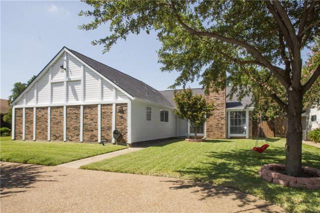 1907 Baltimore Drive, Richardson, TX 75081 (MLS #13898215) :: RE/MAX Landmark