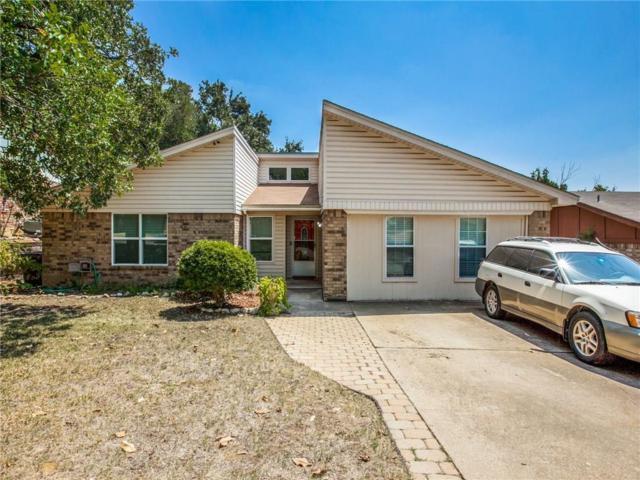 7604 Ripple Creek Court, Fort Worth, TX 76120 (MLS #13898253) :: Team Hodnett