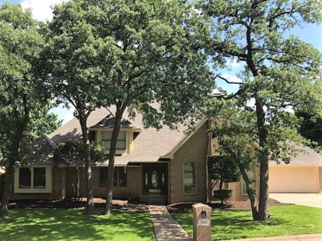 3415 Bridlegate Drive, Arlington, TX 76016 (MLS #13898269) :: Team Hodnett