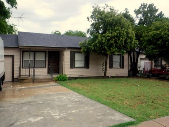 1622 Carswell Terrace, Arlington, TX 76010 (MLS #13898273) :: Team Hodnett