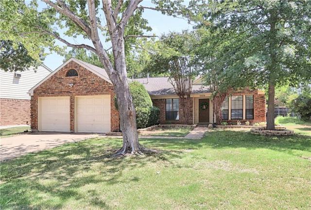 5328 Colonial Drive, Flower Mound, TX 75028 (MLS #13898430) :: Team Hodnett