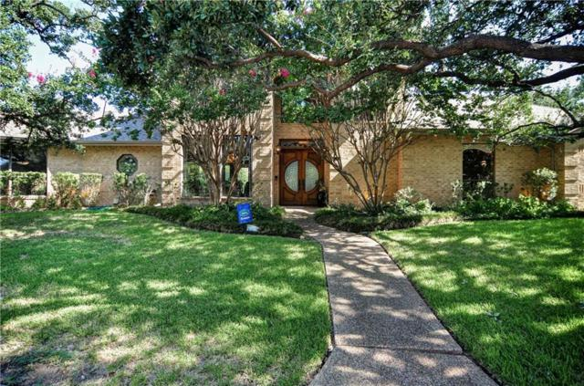 4707 River Hill Circle, Dallas, TX 75287 (MLS #13898510) :: Robinson Clay Team