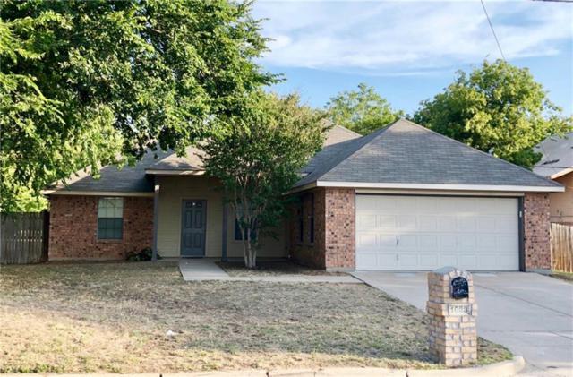 1023 W Shirley Street, Stephenville, TX 76401 (MLS #13898587) :: Team Hodnett