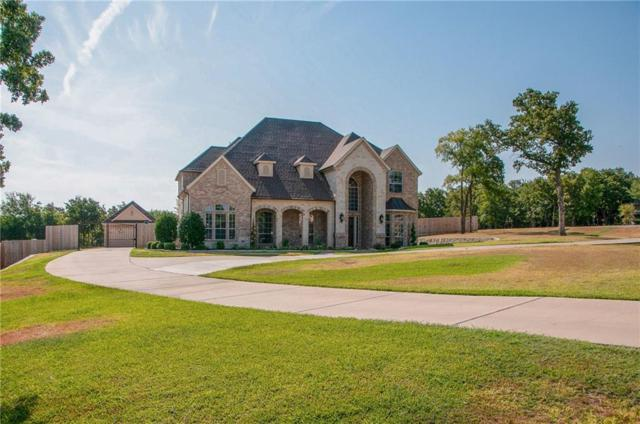 2421 Plantation Drive N, Burleson, TX 76028 (MLS #13898623) :: The Real Estate Station