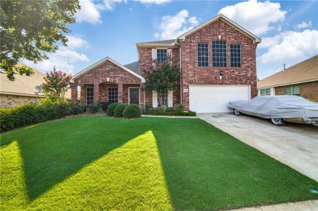 4605 Clear Lake Lane, Mesquite, TX 75150 (MLS #13898740) :: The Real Estate Station