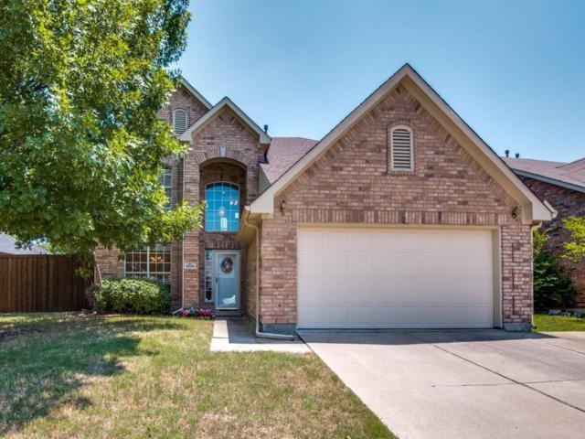 4204 Creek Hollow Way, The Colony, TX 75056 (MLS #13898748) :: Team Hodnett