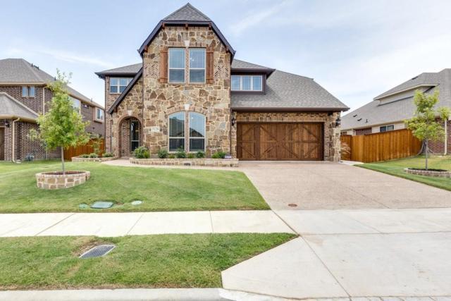 5128 Edgebrook Way, Fort Worth, TX 76244 (MLS #13898749) :: Team Hodnett