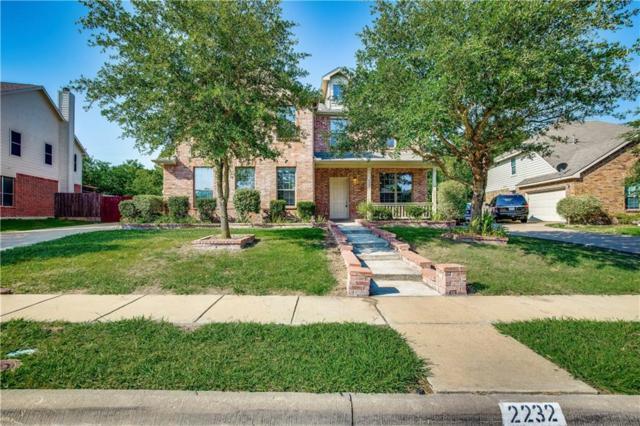2232 Riverbirch Lane, Rockwall, TX 75032 (MLS #13898895) :: Team Hodnett