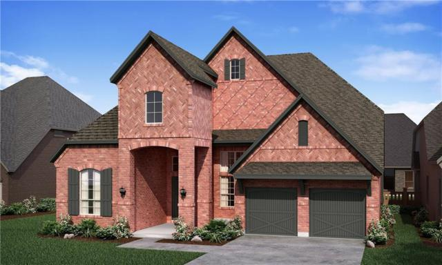 9714 Minister Lane, Frisco, TX 75035 (MLS #13898907) :: RE/MAX Town & Country