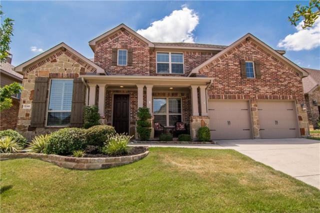 1308 Verbena Lane, Lantana, TX 76226 (MLS #13898914) :: Team Hodnett