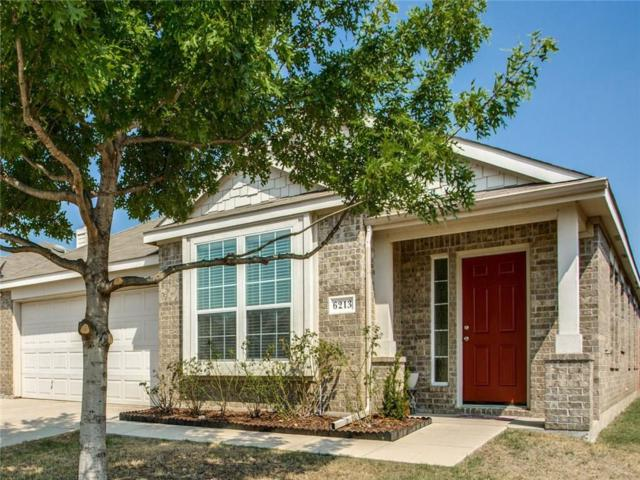 6213 Chalk Hollow Drive, Fort Worth, TX 76179 (MLS #13898923) :: Team Hodnett