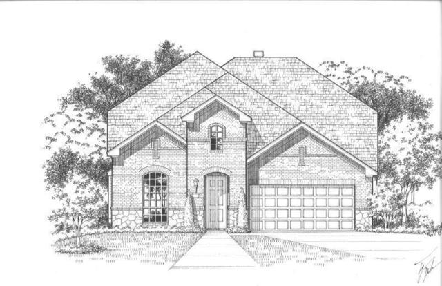 2113 Sutton Park, Prosper, TX 75078 (MLS #13898963) :: The Real Estate Station