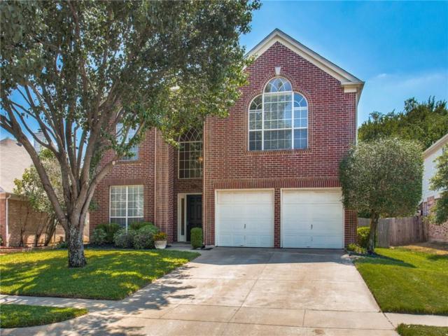 528 Glenwood Drive, Burleson, TX 76028 (MLS #13899035) :: Team Hodnett