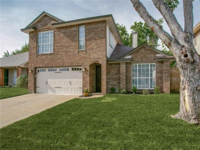 8600 Mystic Trail, Fort Worth, TX 76118 (MLS #13899076) :: Team Hodnett