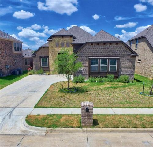 1165 Barberry Drive, Burleson, TX 76028 (MLS #13899098) :: Fort Worth Property Group